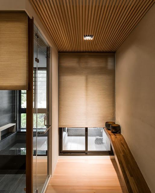 Interior rumah gaya jepang modern 9