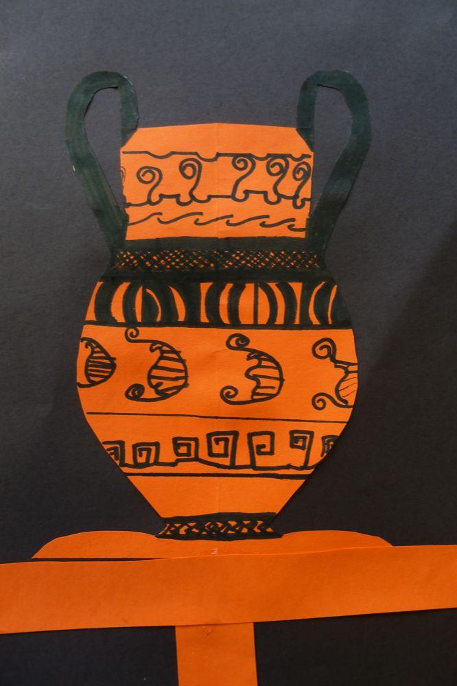 The Accidental Art Teacher Greek Vases