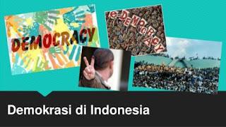 perjalanan demokrasi di indonesia kumpulan artikel