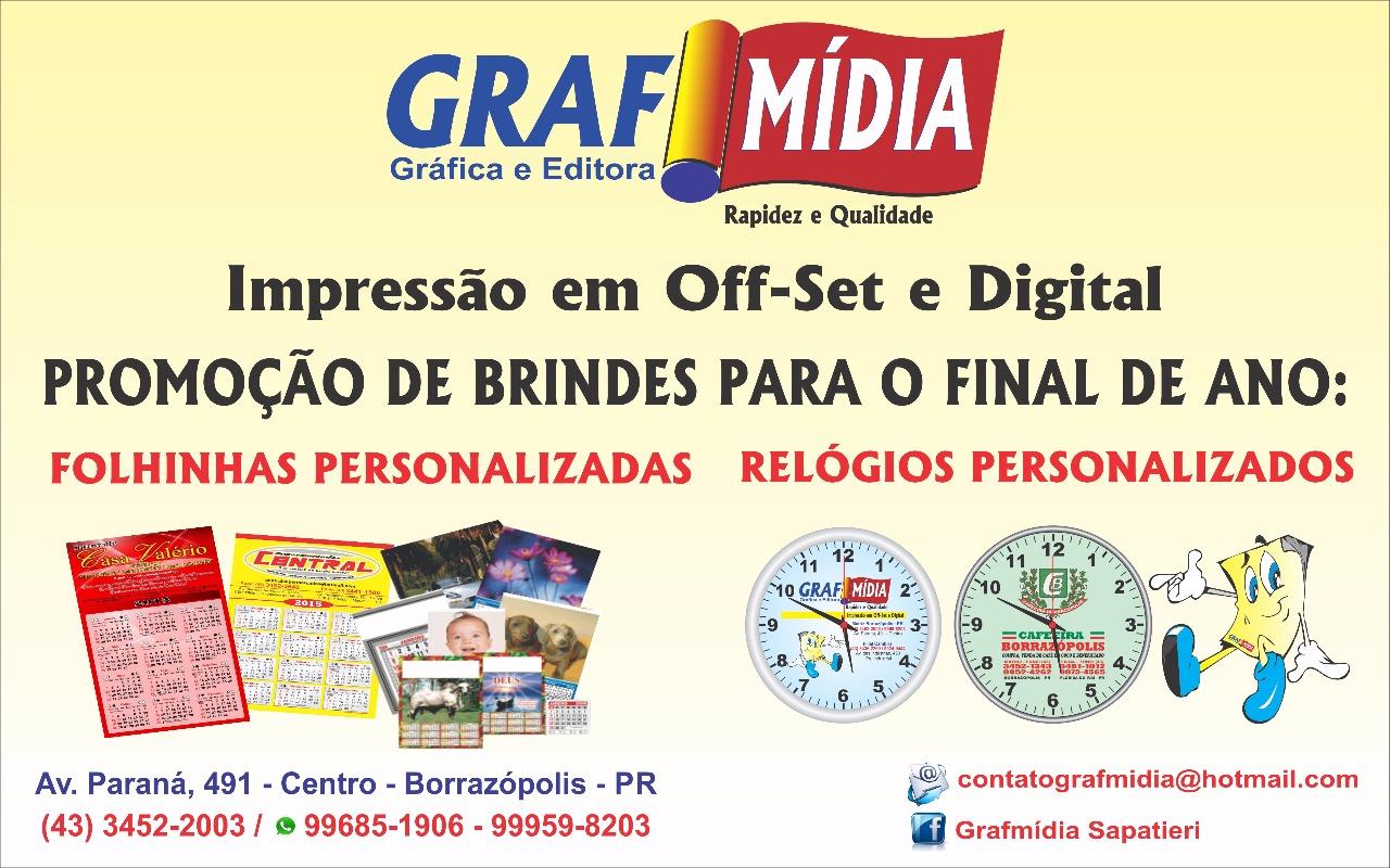 GRAFMÍDIA Gráfica e Editora