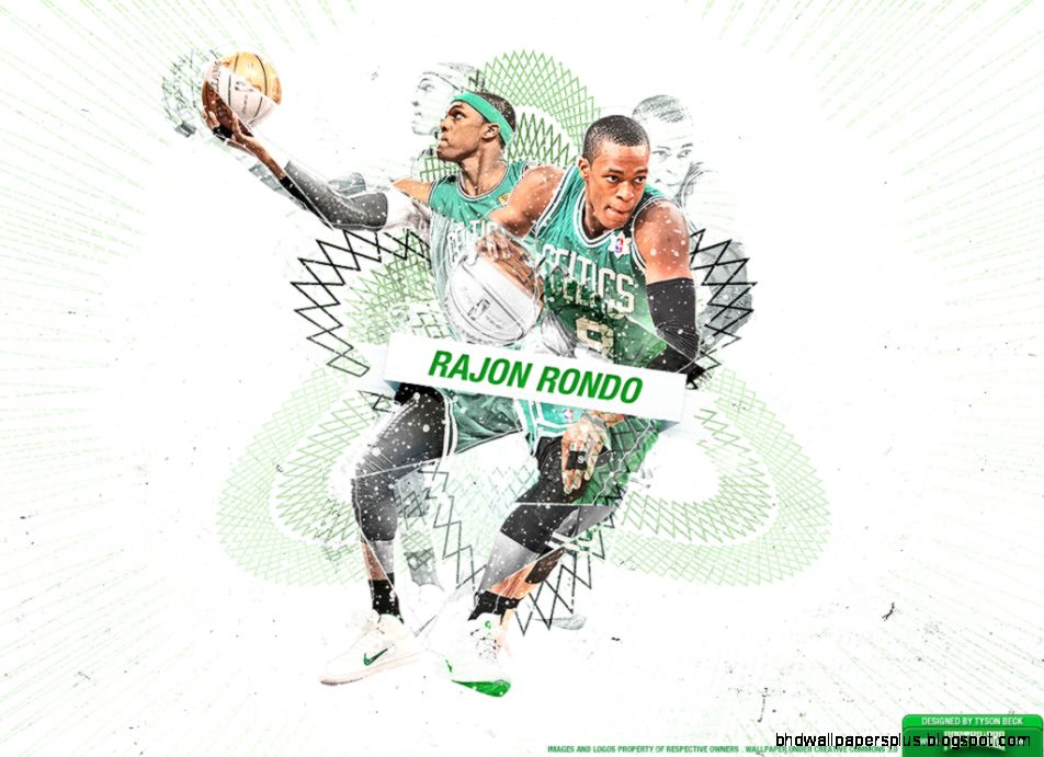 Rajon Rondo Wallpaper – Superstar Series  Posterizes  The Magazine