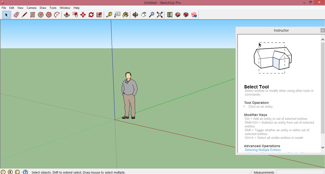Software full version 2013 trimble sketchup pro 2013 13 0 for Sketchup 2013