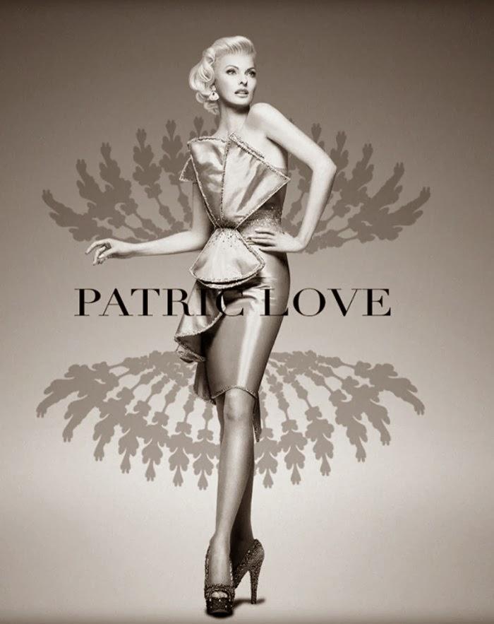 Magazine Photoshoot : Linda Evangelista Magazine Photoshoot for Patric Love's Verão 2014 issue