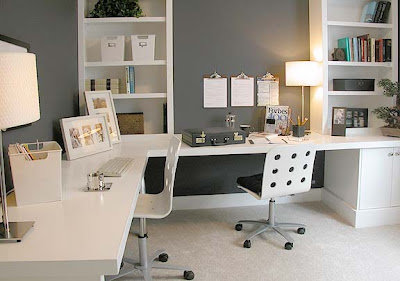 home office furniture and modern home office design | Home Furniture