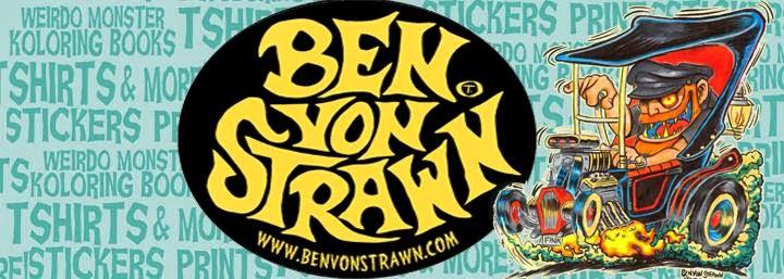 BEN VON STRAWN'S MONSTER KORNER
