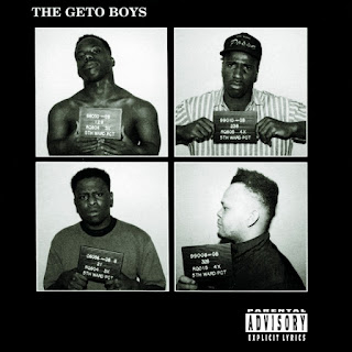 Geto Boys - The Geto Boys (1995 Reissue)