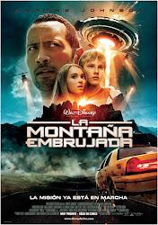 La Montaña Embrujada Poster