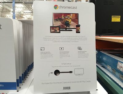 Google Chromecast – Stream from the internet and onto your TV