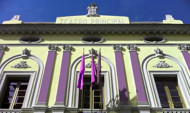 Teatro Principal, 2015 Abbé Nozal