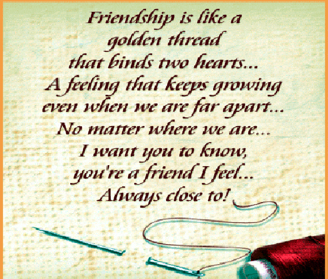 Best Friendship Quotes pictures for FB 2014