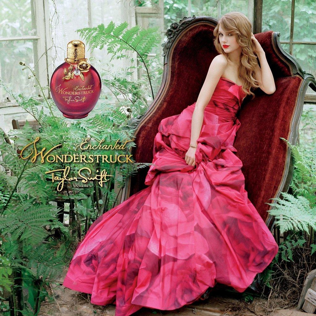 Rampa De Gala Taylor Swift Wonderstruck Enchanted Perfume