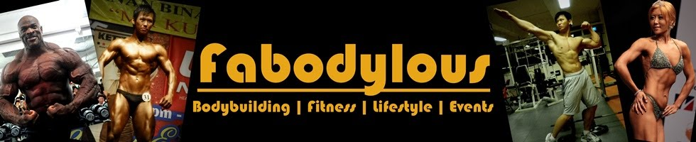 Fabodylous Bodybuilding, Fitness & Lifestyle Blog