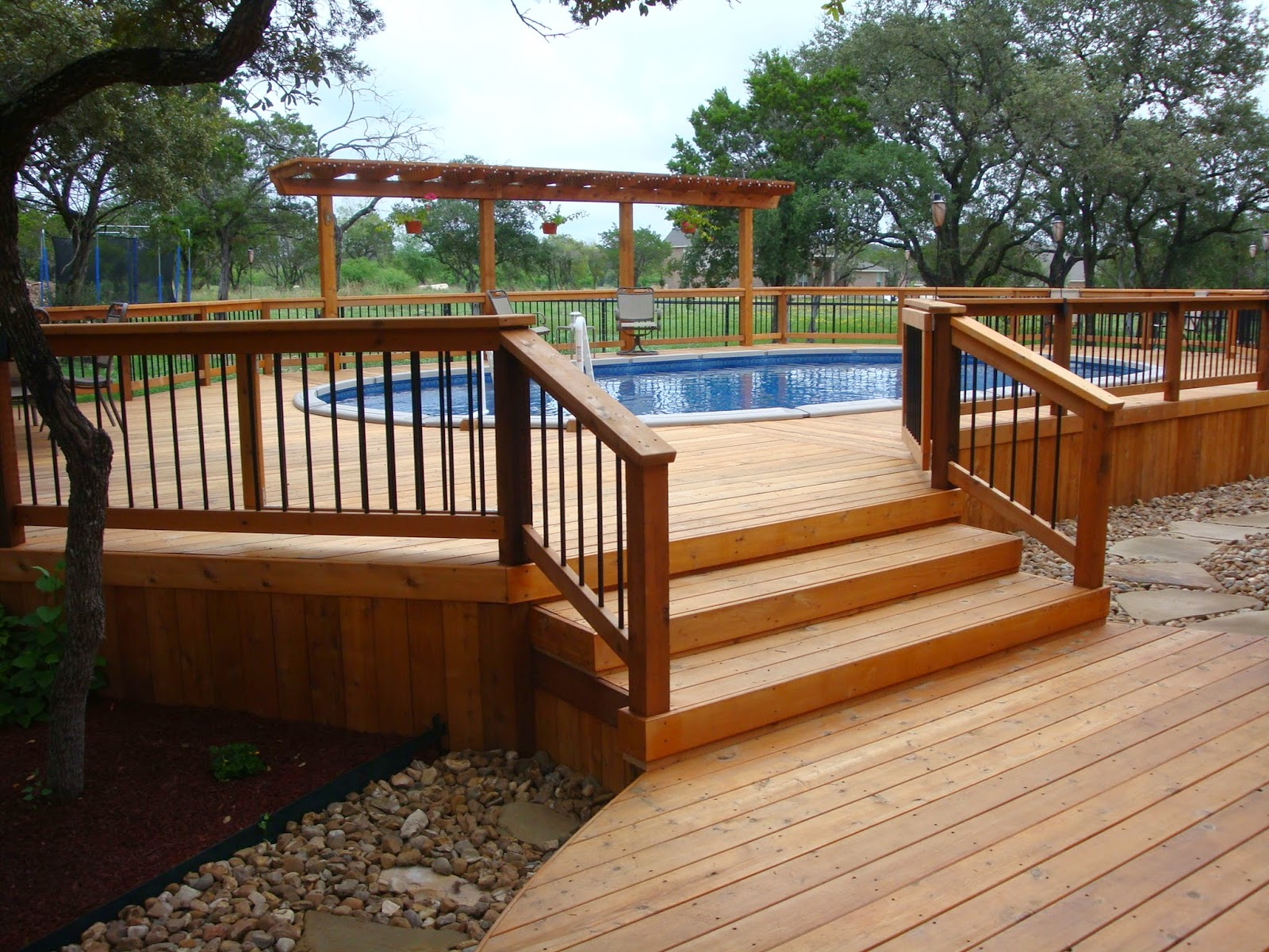 Wooden Decks Design Ideas Amazing Modern Pool Deck Design For Swimming Pool Design Ideas Interior Design