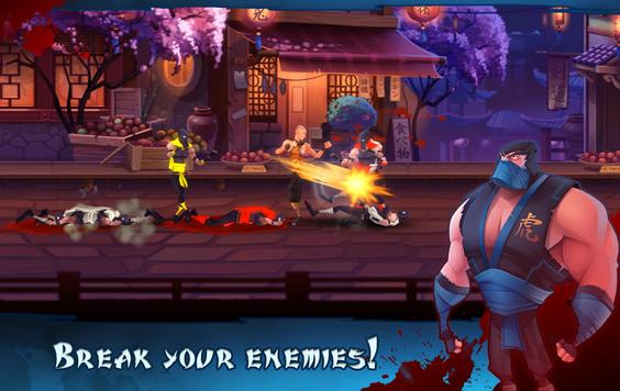 Fatal Fight v1.1.1 MOD Apk