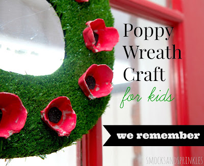 Remembrance Day Craft for Kids