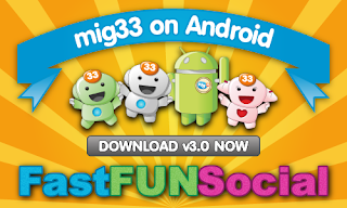 Download Mig33 v3.01 For Android