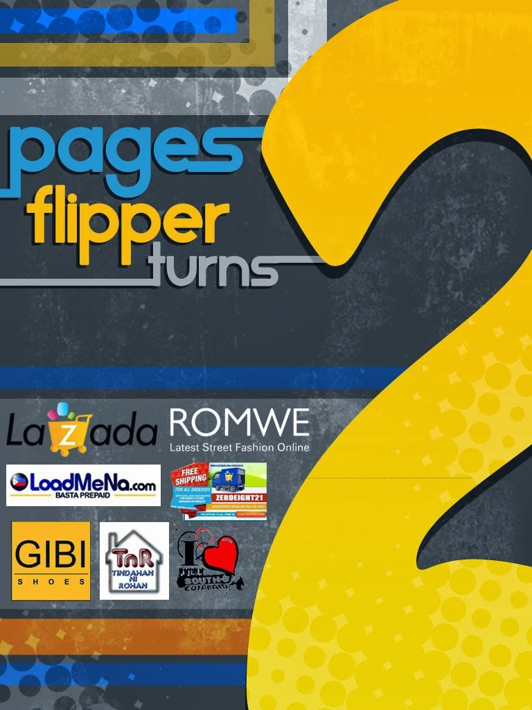 LoadMeNa.com and Pages Flipper Giveaway