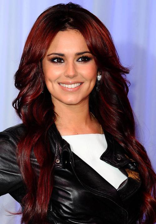 Cheryl Cole Hair Color 8