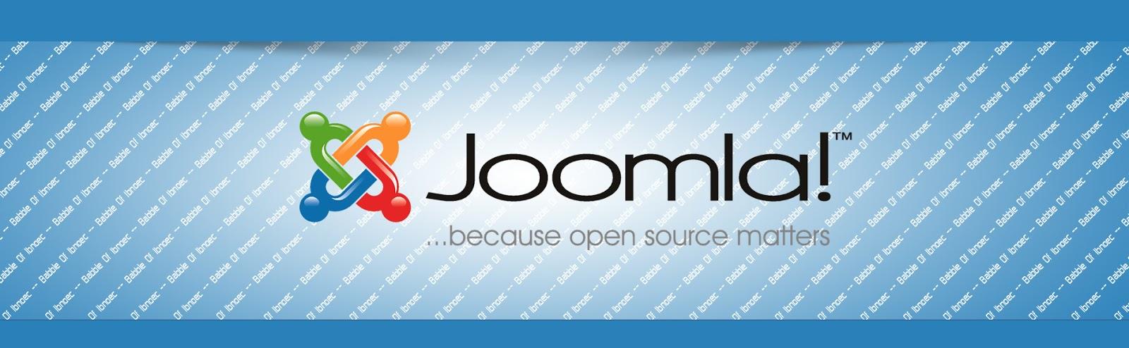 Istilah-istilah Pada CMS Joomla.