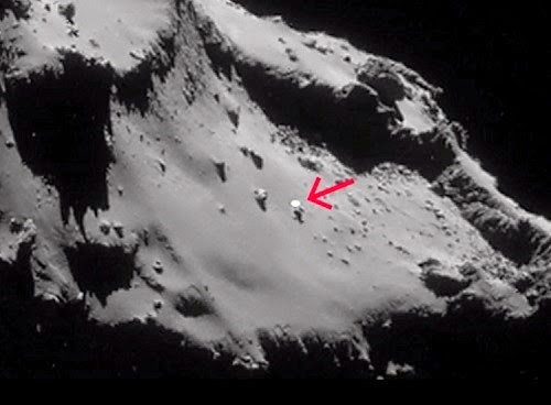 cometa67P