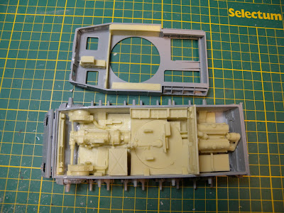 How To Build A Sub Box >> Kevin's Model World: Build Log - Dragon Panzer IV Ausf G