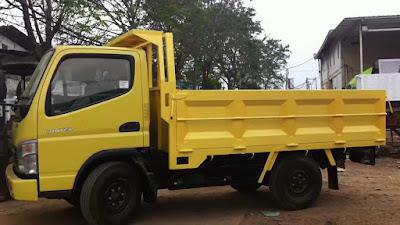 Jual Truck Dropside Merk Mitsubishi