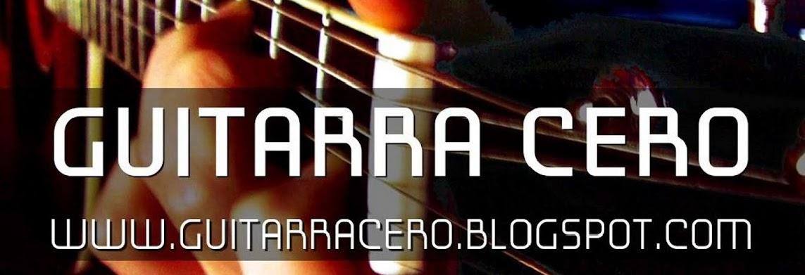 Guitarra Cero