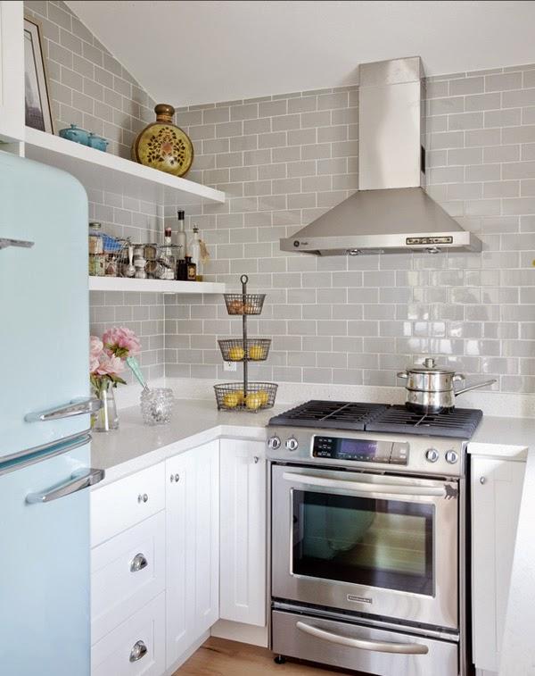 Azulejos Blancos Cocina. Beautiful Finest Azulejos De Cocina With ...