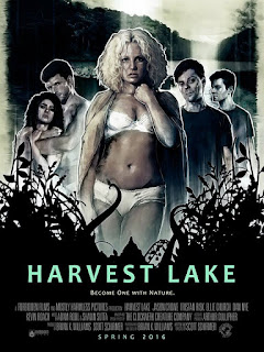 Harvest Lake, Ellie Church, Tristan Risk, Movie Poster
