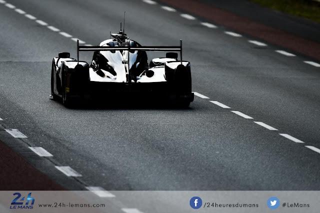 Le Mans GTP car