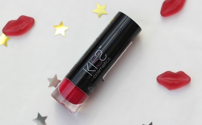 Kiss Cosmetics KISStick in Frisky Fuchsia