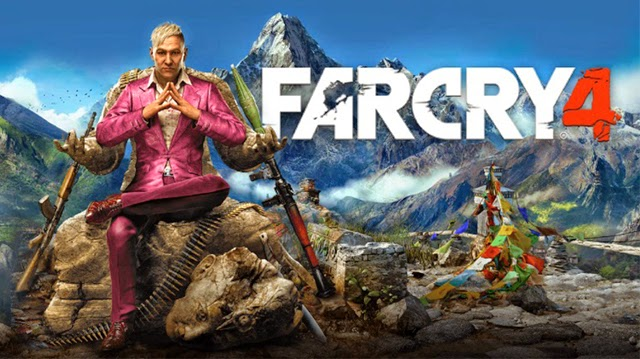 تشغيل Far Cry 4 pc