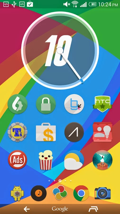 Project Hera Launcher Theme v1.5