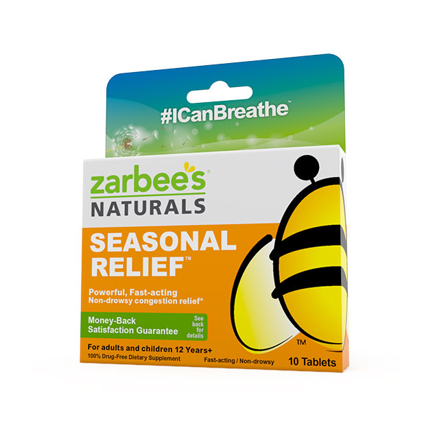 seasonal relief tablets