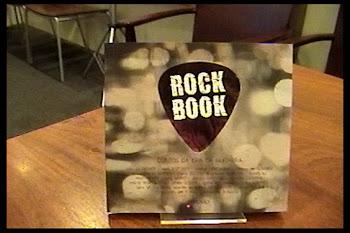 """Lançamento """"Rock Book"""""""
