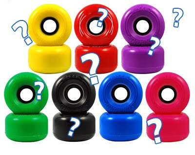 Que tipo de roda usar no asfalto?