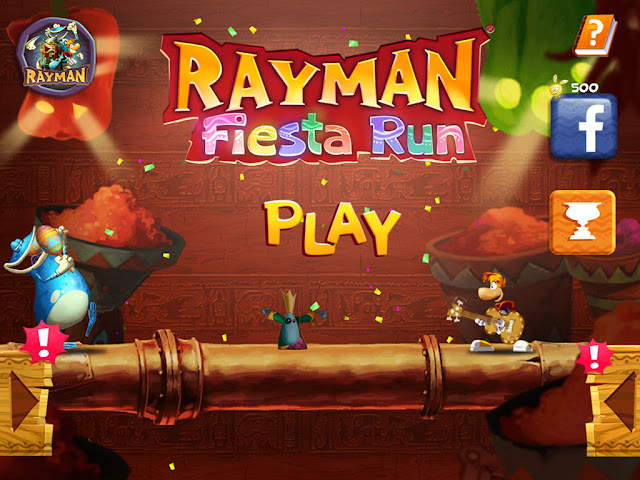 [iOS Hack] Rayman Fiesta Run Unlimited Lums v1.5.0