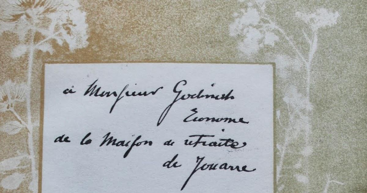 Octave uzanne 1851 1931 monsieur godinat conome de for Accueil temporaire en maison de retraite