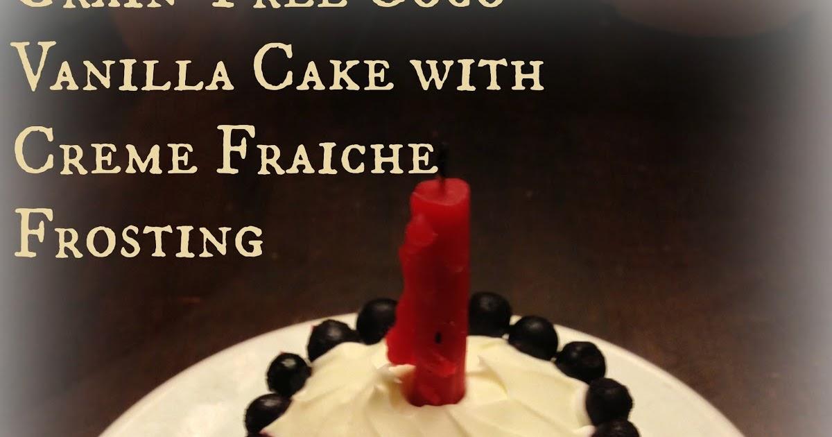 Grain Free Birthday Cake Recipe For Dogs