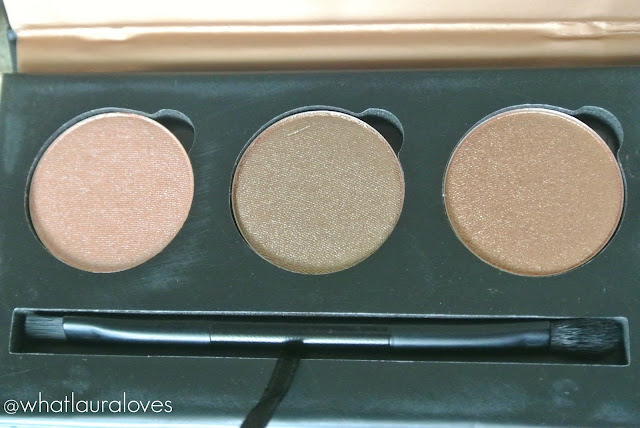Eye of Horus Isis Sun Goddess Eyeshadow Palette Review