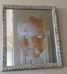 My Doll's Head Ghost Mirror - ETSY