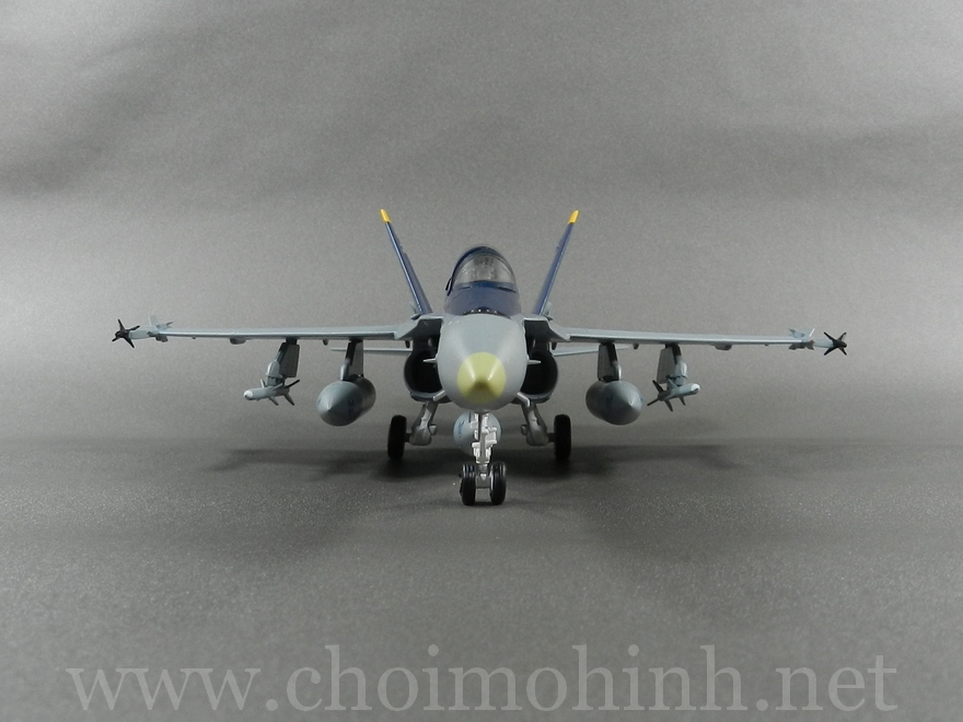 F/A-18C Hornet VFA-192 Golden Dragons 1:72 Witty Wings front