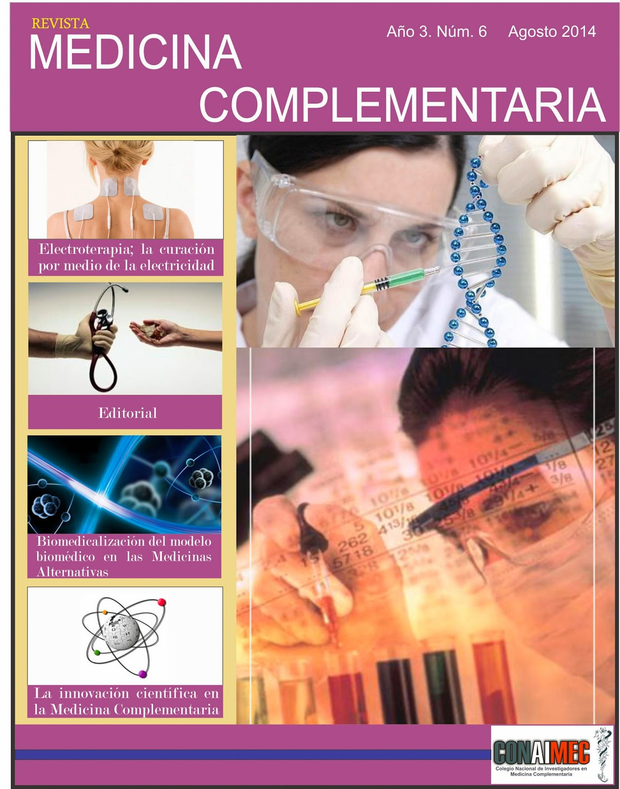 Descargar Revista 6 - CONAIMEC