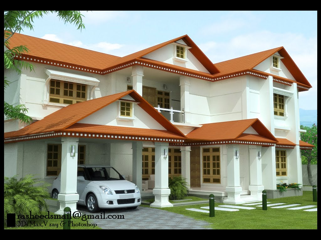 My Dream Home Kerala Style House Design Ideas