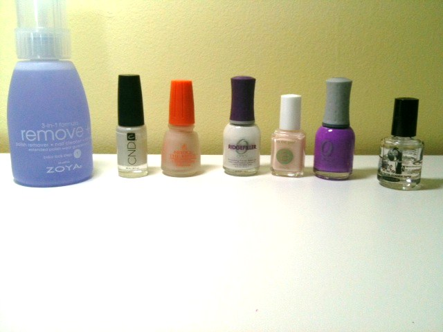 Pet Fur in Our Polish: Ridge Fillers: Which One\'s the Best?