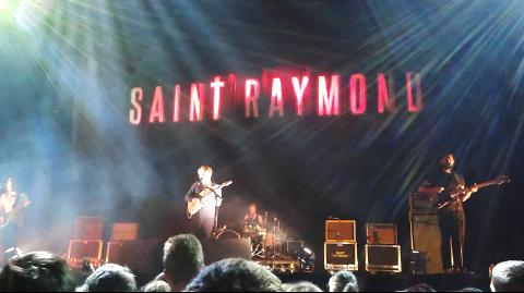 saint raymond live january playlist music blog