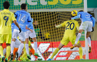 خيتافي ينتصر على ليفانتي وملقة يتعادل مع فياريال في الدوري الإسباني