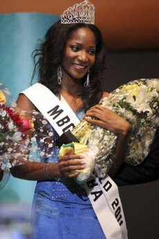 miss most beautiful girl in nigeria 2011 winner sylvia nduka