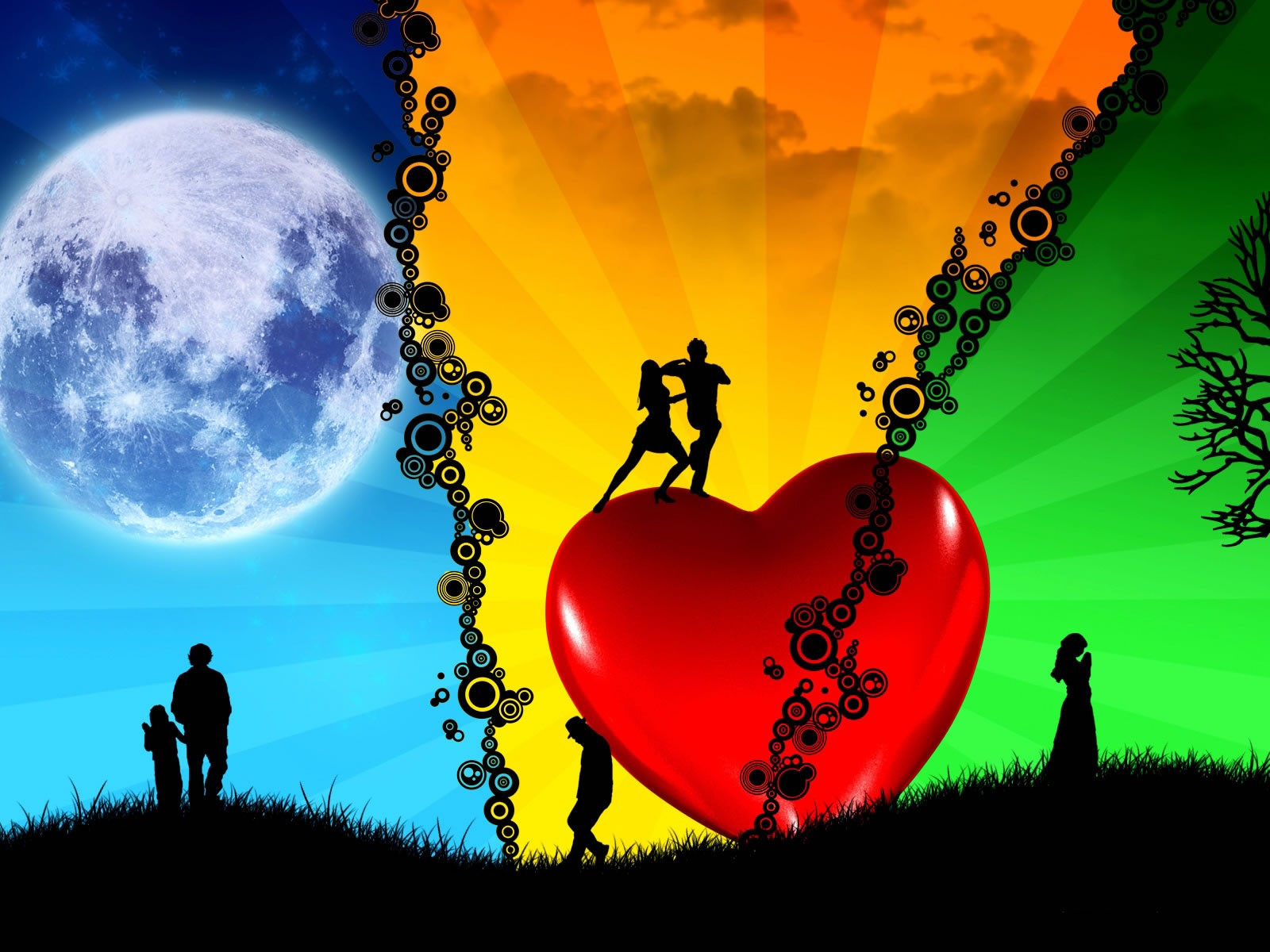 Awesome Wallpapers Of Love