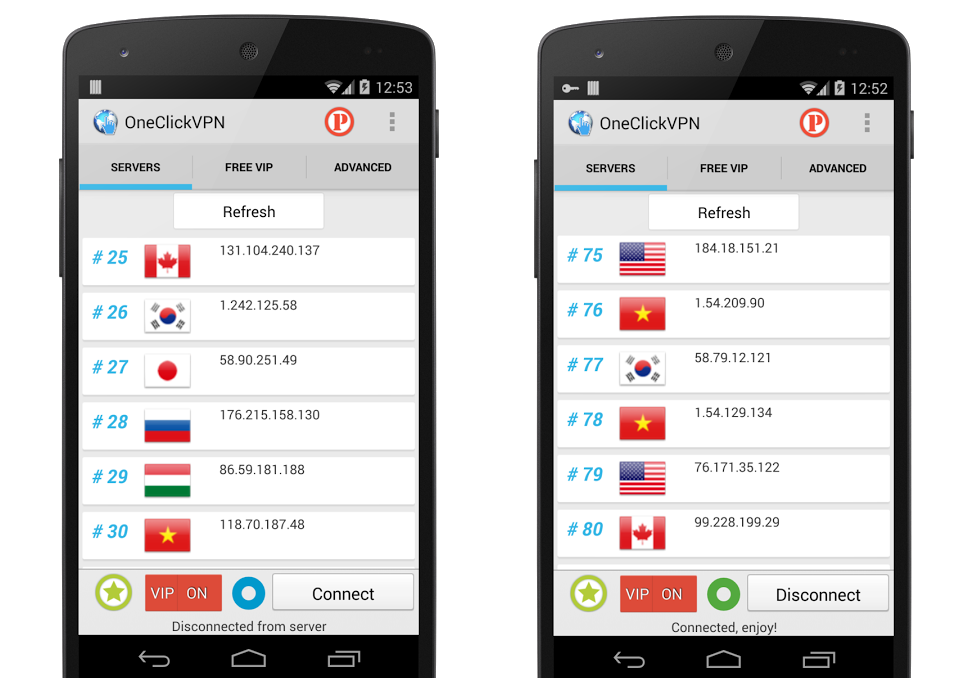 抓 LINE 貼圖(日本):一鍵VPN APK 下載 [ Android APP ]
